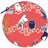 【ムーミン】コインパース(ピクニック/RD)[132385]