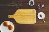 la cuisine(ラ・クイジーヌ) 竹製 カッティングボード【まな板】