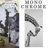 ■2017SS 新作■ Monochrome Giraffe