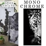 ■2017SS 新作■ Monochrome Leopard