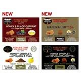 【新商品2種追加】マヌカハニードロップ【オーガニック蜂蜜をキャンディのように手軽に】