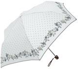 2017 S/S All Weather Umbrella Flower Dot Easily Countermeasure