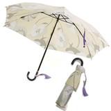 晴雨兼用(折傘)NEW YORKシリーズ(フラワー)