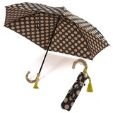 雨傘(折傘)PARISシリーズ(ドット)