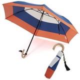 雨傘(折傘)STOCK HOLMシリーズ(ボーダー)