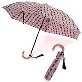 雨傘(折傘)STOCK HOLMシリーズ(幾何学柄)