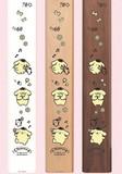 【送料無料】キャラクター木製身長計 ポムポムプリン