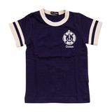 【BE-ZIGY】天竺 シャドーボーダー マリン半袖Tシャツ<即納>