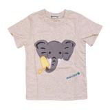 Jersey Stretch Applique Short Sleeve T-shirt