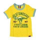 Jersey Stretch Dinosaur Short Sleeve T-shirt