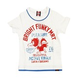 Jersey Stretch Eagle Short Sleeve T-shirt