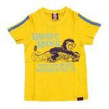 Jersey Stretch LION Short Sleeve T-shirt