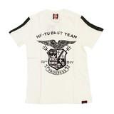 Jersey Stretch Emblem Short Sleeve T-shirt
