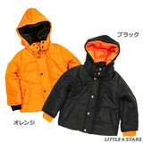 【BAB CHIP】タフタ 中綿入りエアフライトジャケット(100cm〜130cm)<即納>