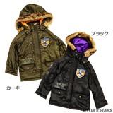 【BAB CHIP】中綿 エアフォースジャケット(100cm〜130cm)<即納>