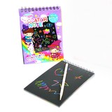 Stationery Notebook Magic SCRACH Notebook Size S