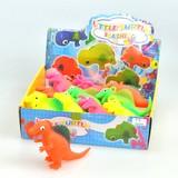 <光るおもちゃ・玩具><おもしろバラエティ雑貨>ピカピカ恐竜ヨーヨー (商品No.206-799)