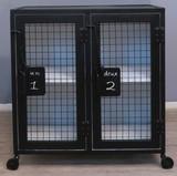 Horizontal 2 Pcs Cabinet