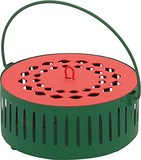 Vegetables Mosquito Coil Stand Watermelon Insect Repellent