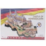 ドイツ ホーエンツォレルン城 ビッグ3D立体パズル/185ピース