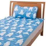 MARVELOUS COOL NEO+ 敷きパッド(シングル)/枕パッド ひんやり冷感素材