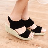 Bird Sandal Shoe Shoes Wedge Sole