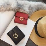 ★2017春新作★ 財布 バッグ シンプル PU 6色