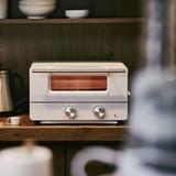 【3色展開】スチーム機能付きオーブントースター