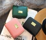 ★2017春新作★ 財布 バッグ シンプル PU 3色