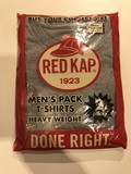 【2017SS新作】【REDKAP】2PパックTシャツ クルーネック