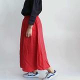 *送料無料*【2017SS】[スカート] バルーンスカート