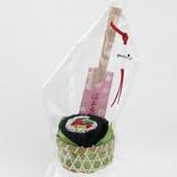 春柄 割り箸ボールペンとチビ巻セット(のり巻)