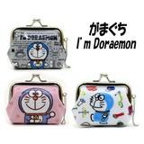 ☆新入荷☆【I'm Doraemon】『がまぐち 』<ロゴ柄/キュート/クレヨン>