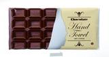チョコハンドタオル /ノベルティ 景品 ギフト