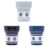 【新発売】陶器で二重構造のタンブラー 飲みごろ温度をキープできる♪ キーポ キリムシリーズ 日本製