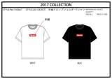 2017 S/S Short Sleeve Drop Shoulder T-shirt