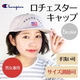 【New】【Champion】ロチェスターキャップ<5color・UV対策・男女兼用・手洗い可・サイズ調節可>
