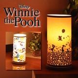【送料無料】クマのプーさん ディズニーデスクライト・デスクランプ 【Disneyzone】