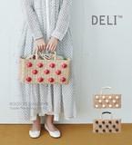 デリバッグ RT DELI SN Dot Basket-A