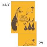 【ムーミン】パレット巾着(イエロー)[132620]