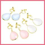 Milky Color Bijou Earring