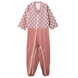 介護用フルオープンつなぎパジャマ