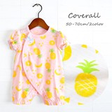 2017 Summer Fruit Pattern Jersey Stretch Cover All Girl