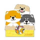 Shibanban Collection Sticker