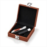 ワインツール2P(PUボックス入り) /プレゼント ノベルティ 栓抜き ワインオープナー ワイングッズ