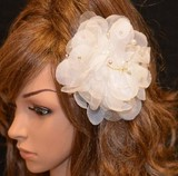 Two Way Type Decoration Corsage Head Dress