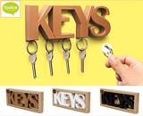 『KEYS Key Holder』キーズ!複数のカギがつけられるキーホルダー