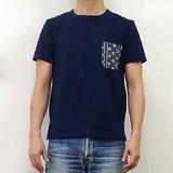 2017 S/S Men's Pocket Short Sleeve T-shirt