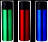 真空二重ステンレス マグボトル300ml(ストッパー付)/レジャー アウトドア 景品 ノベルティ ギフト