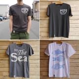 IRON TREE ショートスリーブTシャツ 全3種
